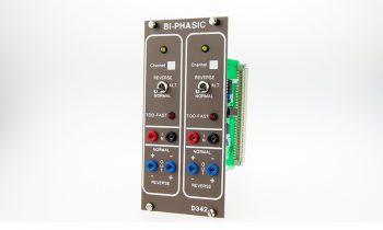 D342 Dual Bistim Module Digitimer