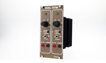 D343 DualStim Module (Constant Current) Digitimer