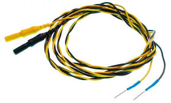 Twisted Disposable Subdermal Needle Electrode Digitimer