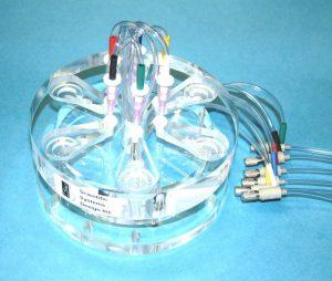 BSK6 Low Volume Muli-well Brain Slice Keeper