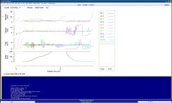 QtracW Software Screenshot