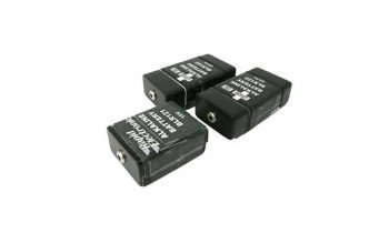NL800BATT Battery set for NL800 isolator