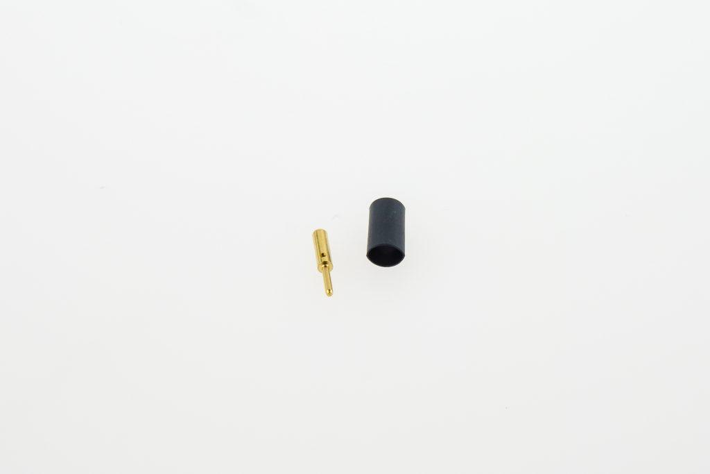 NL970/10 1mm gold pins