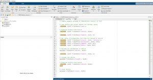 DS8R Matlab Screenshot