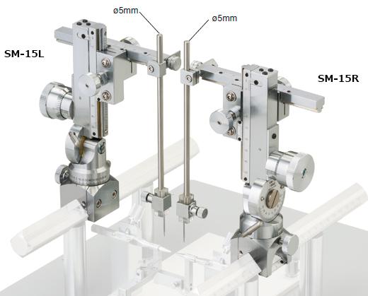 SM-15 Stereotaxic Micromanipulator