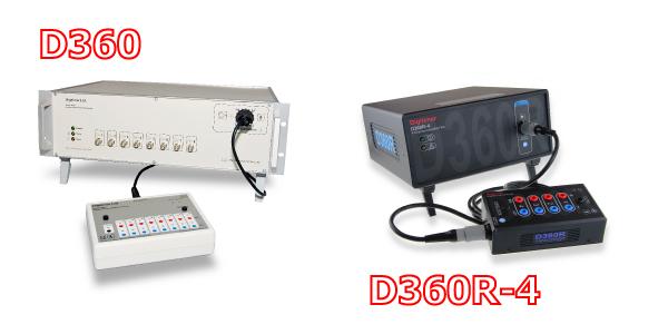 D360 versus D360R-4