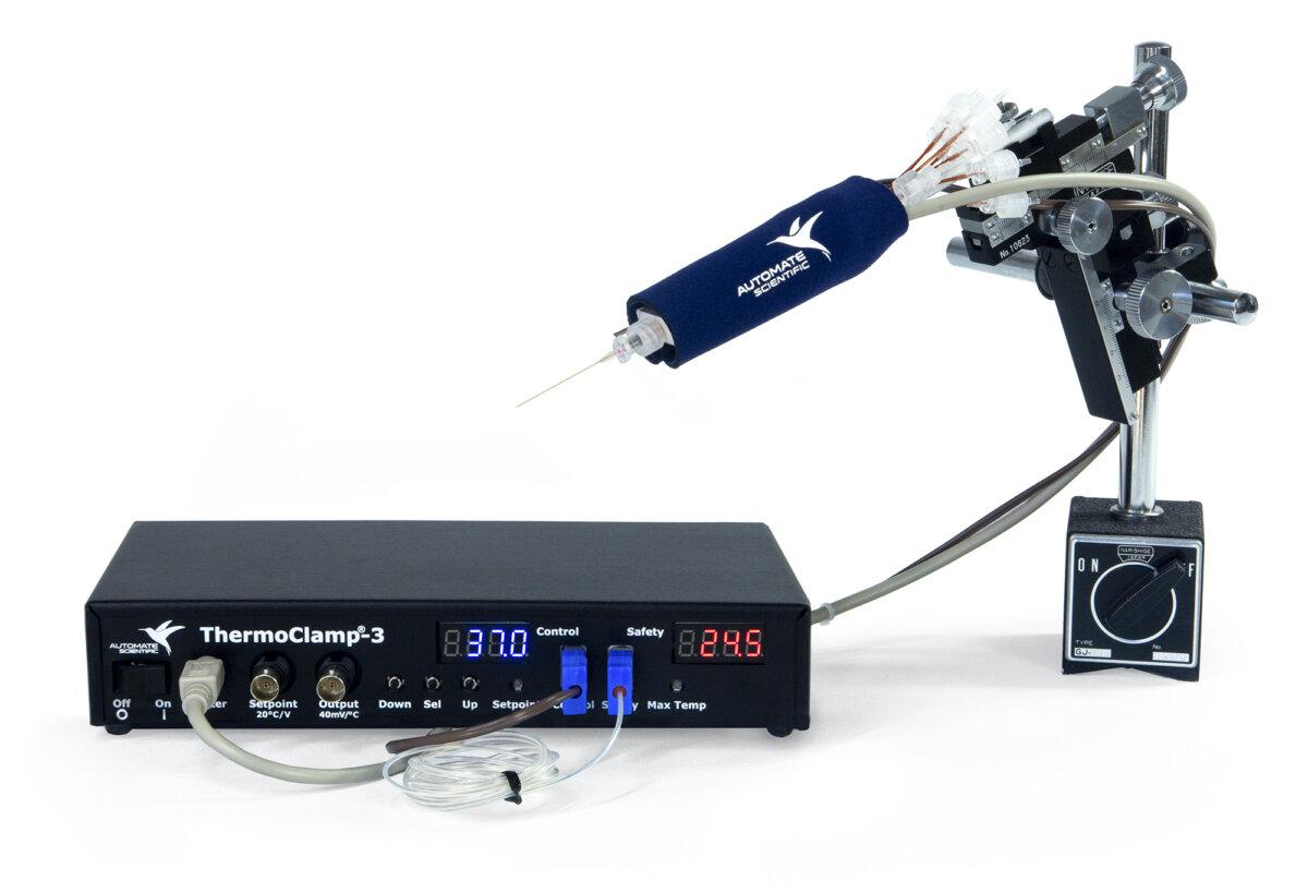 Thermoclamp temperature controller