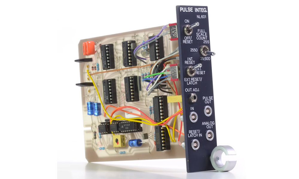 NL601 Pulse Integrator Digitimer 03