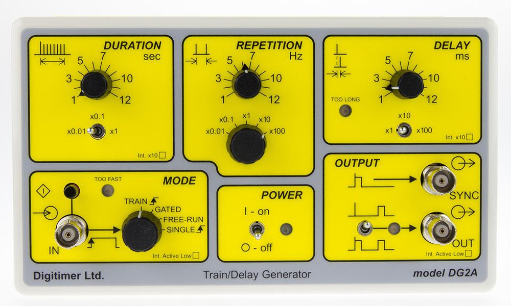 DG2A Train Delay Generator 01 Digitimer