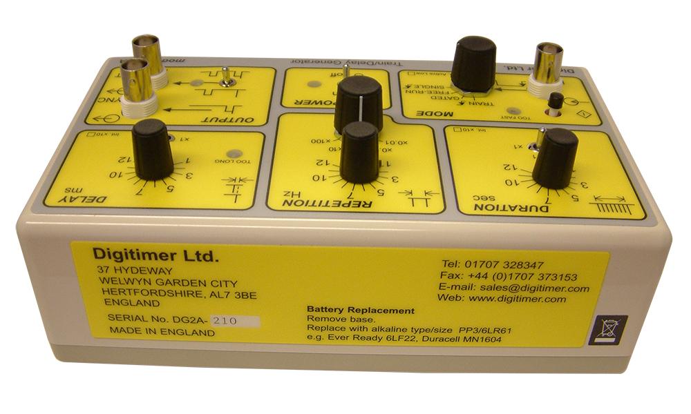 DG2A Train Delay Generator 04 Digitimer