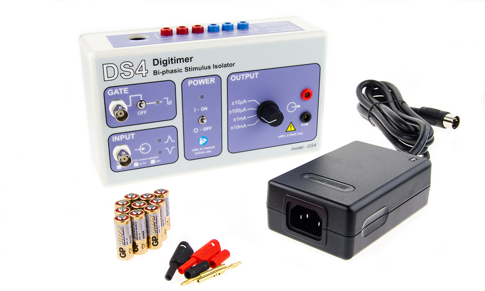 DS4 Bi-Phasic Current Stimulator 02 Digitimer