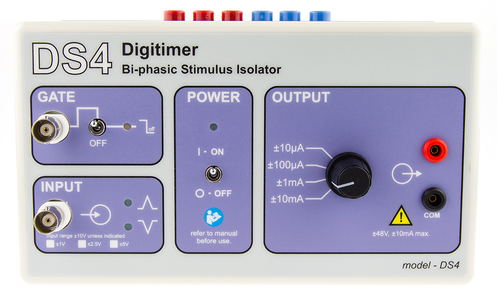 DS4 Bi-Phasic Current Stimulator 03 Digitimer