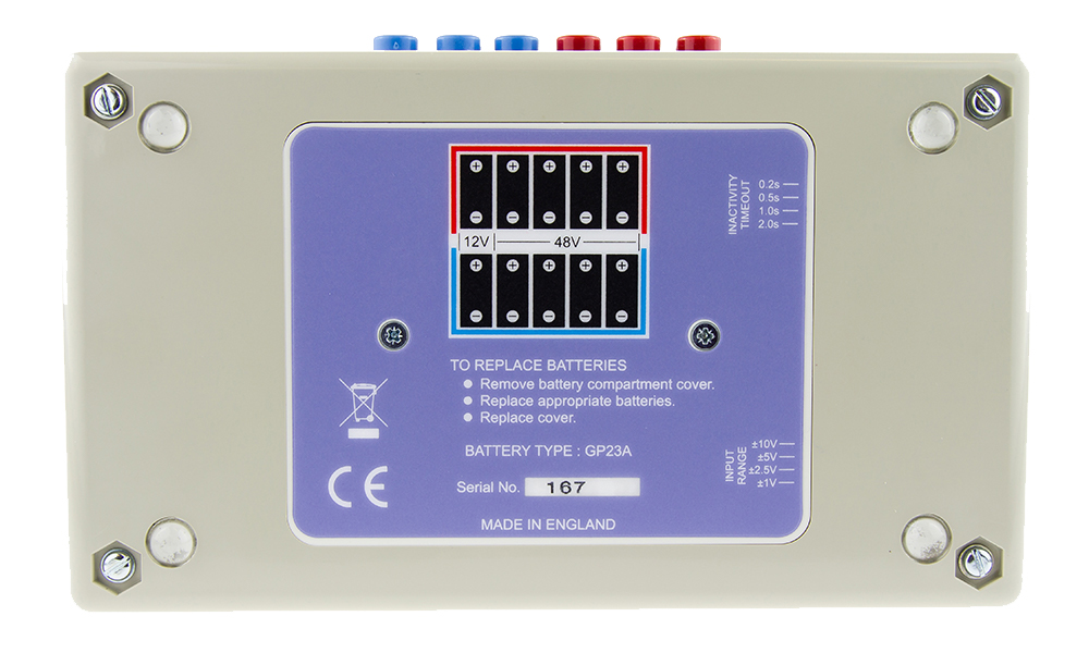 DS4 Bi-Phasic Current Stimulator 05 Digitimer