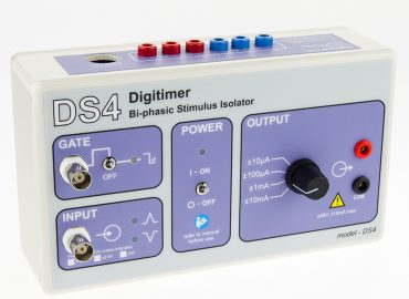 DS4 Bi-Phasic Current Stimulator Featured Digitimer