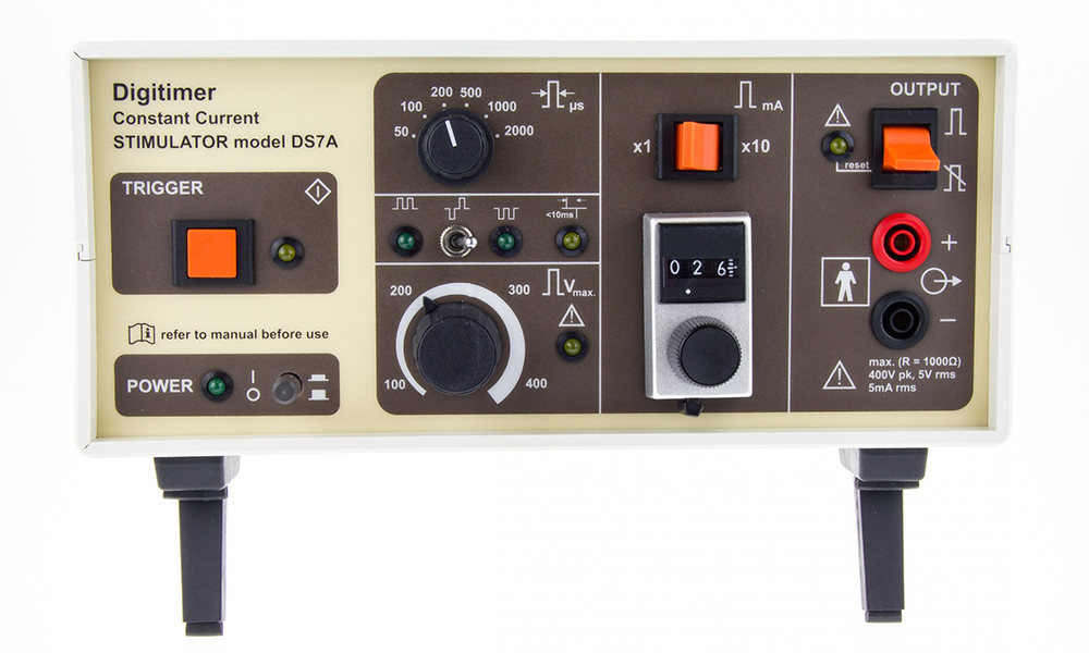 DS7A & DS7AH HV Current Stimulator 01 Digitimer