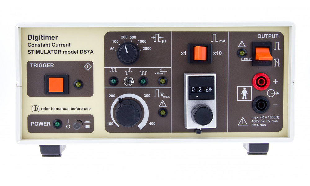DS7A & DS7AH HV Current Stimulator 02 Digitimer
