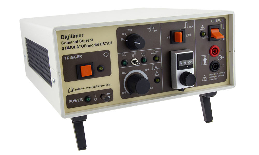DS7A & DS7AH HV Current Stimulator 04 Digitimer