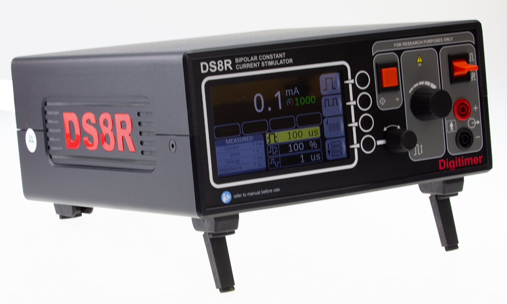 DS8R Biphasic Constant Current Stimulator 01 Digitimer