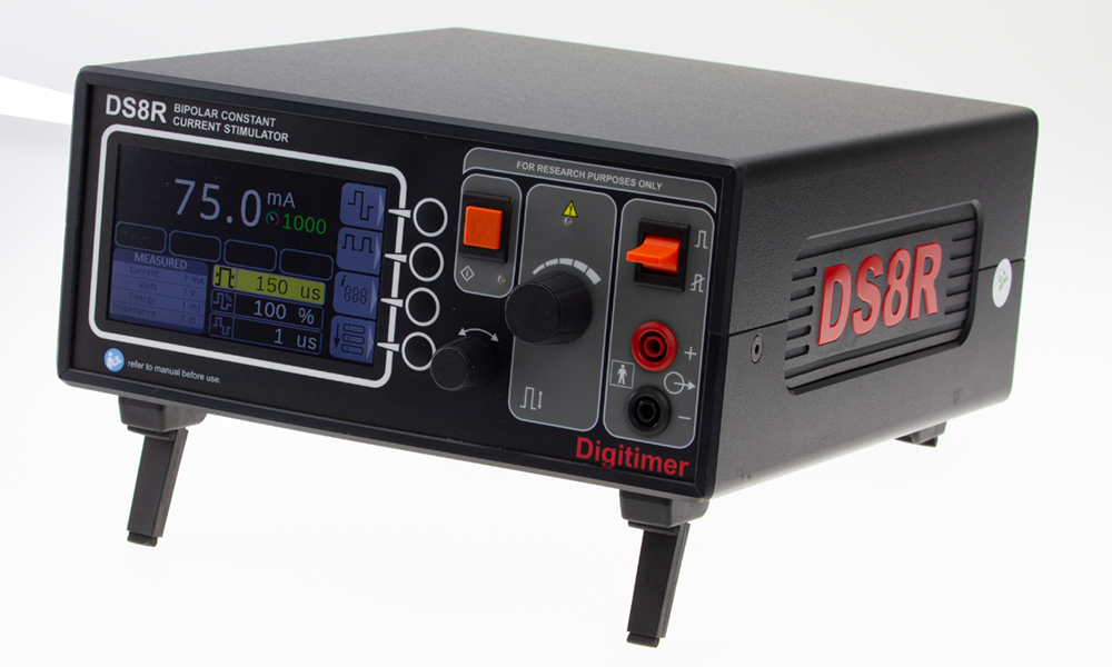 DS8R Biphasic Constant Current Stimulator 02 Digitimer