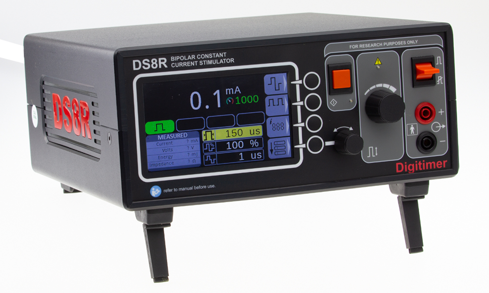 DS8R Biphasic Constant Current Stimulator 05 Digitimer