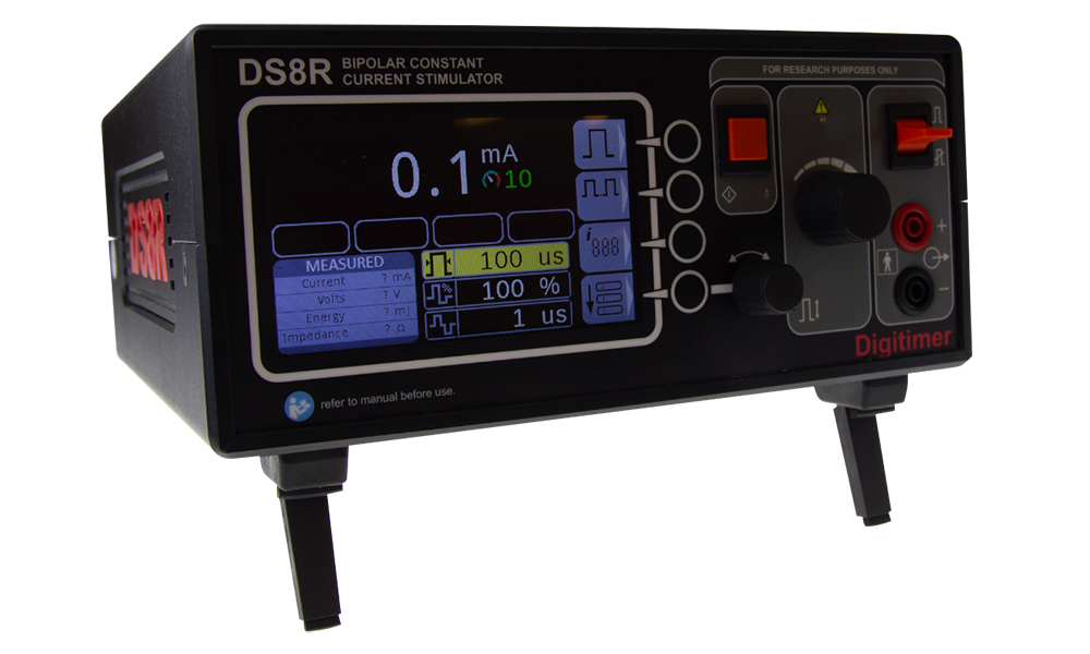 DS8R Biphasic Constant Current Stimulator 07 Digitimer