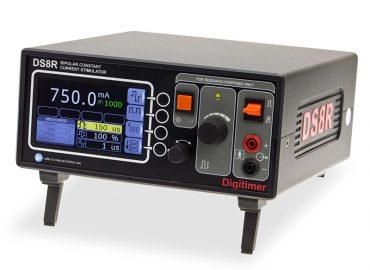 DS8R Biphasic Constant Current Stimulator Featured Digitimer